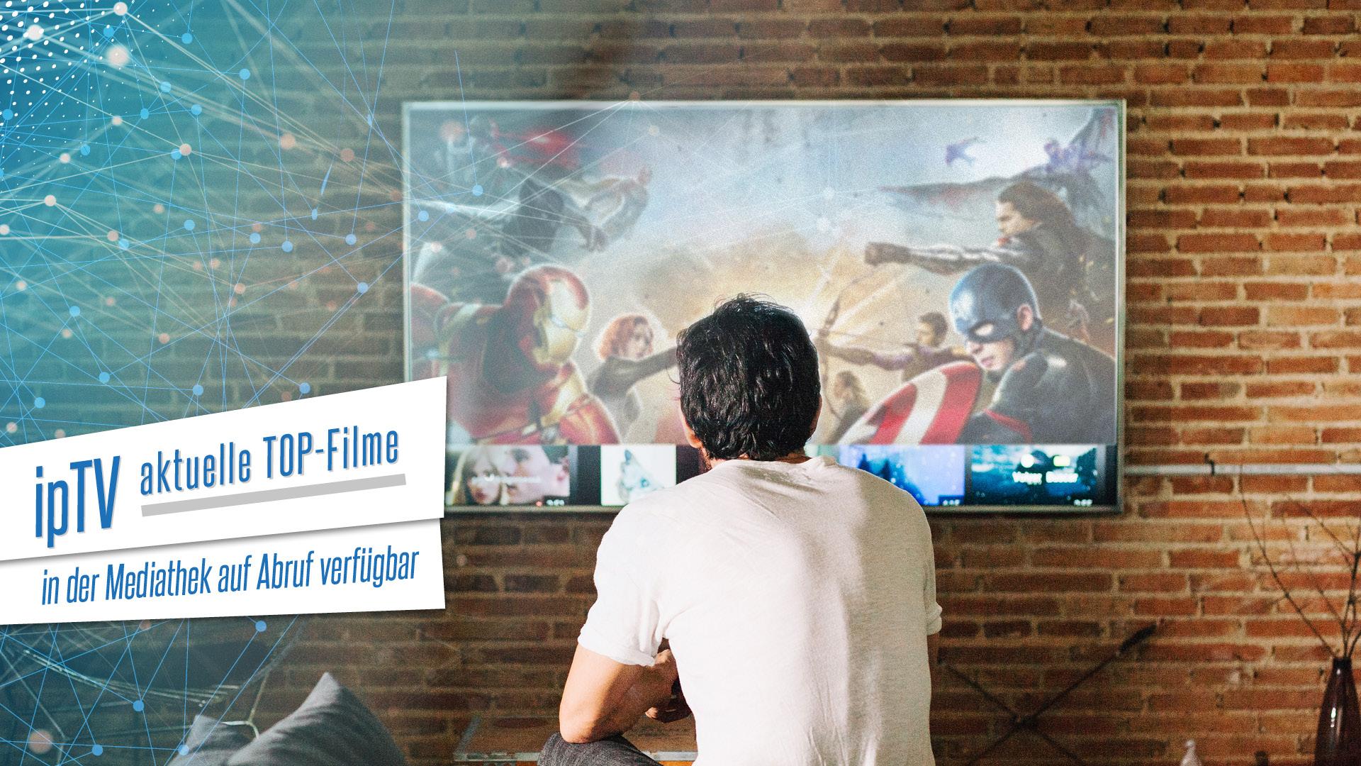 ipTV Fernsehen der Zukunft bei Kraftcom