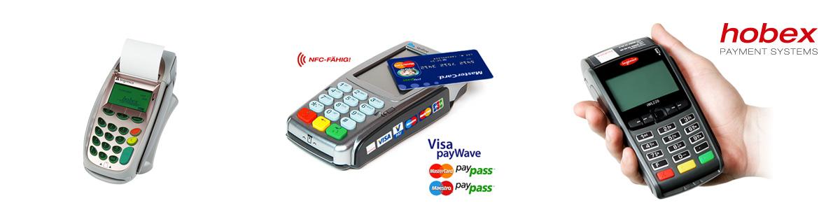 Hobex Bankomat-Systeme - KraftCom: Internet / Telekom / EDV / Elektro
